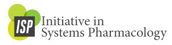 ISP Initiative in Systems Pharmacology logo